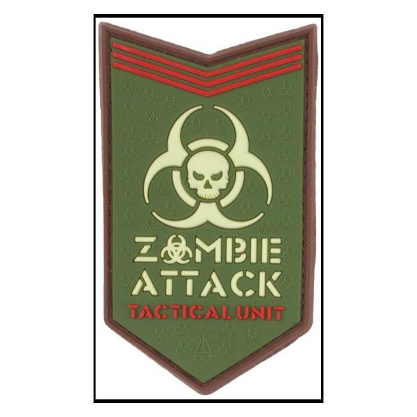 Parche-3D Zombie Attack multicam