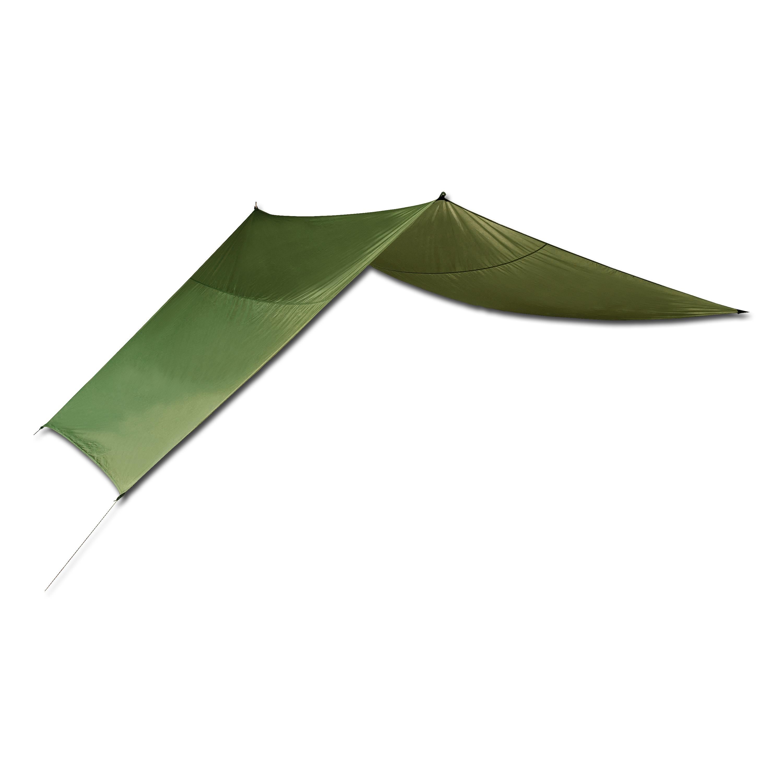 Lona para tienda de campaña Nordisk Voss 20 PU verde oliva