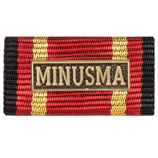 Medalla al servicio MINUSMA bronce