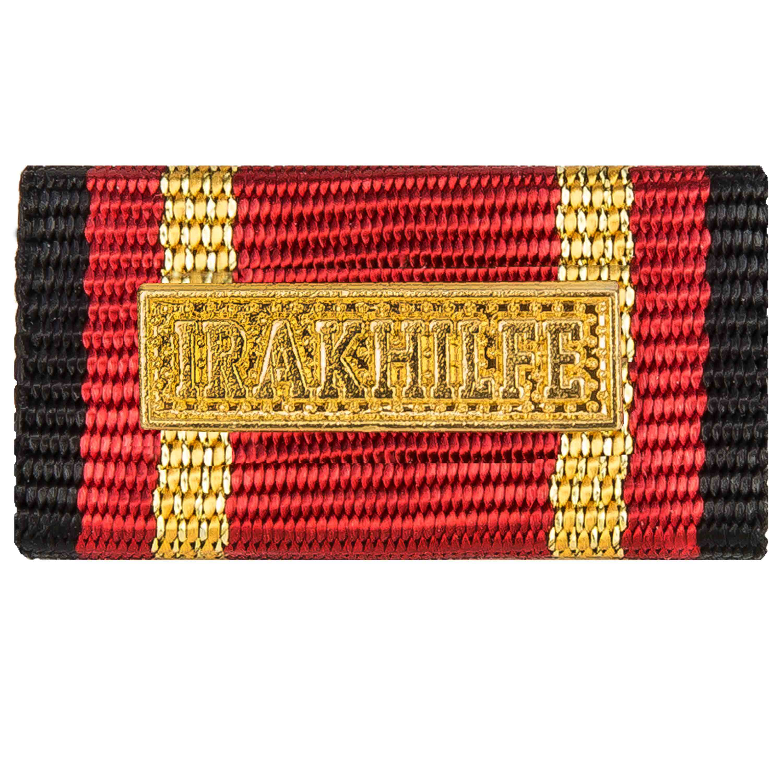 Medalla al servicio IRAKHILFE gold