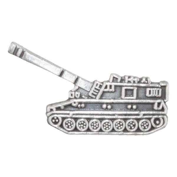 Mini pin metálico M109