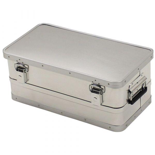 Caja de transporte MFH aluminio 34 litros