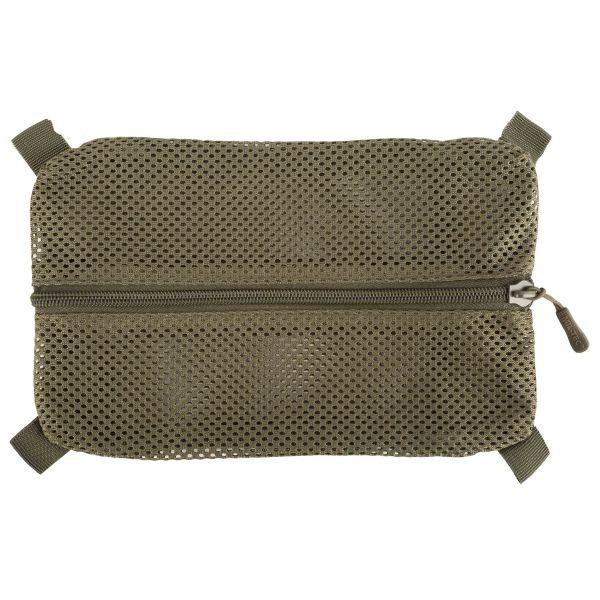 Mil-Tec bolsa de red con velcro S oliva