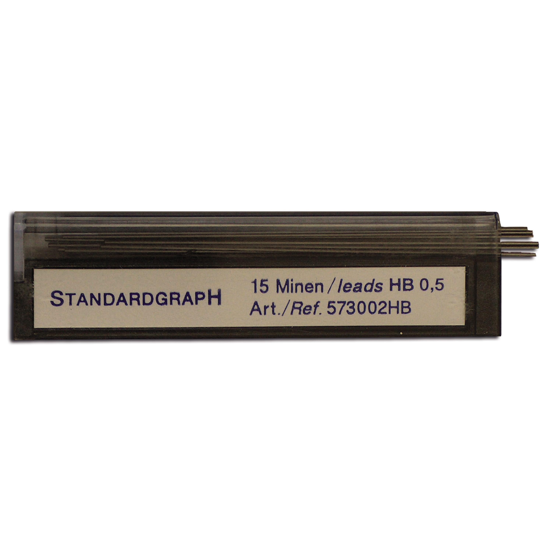 Mina de recambio 0,5 mm
