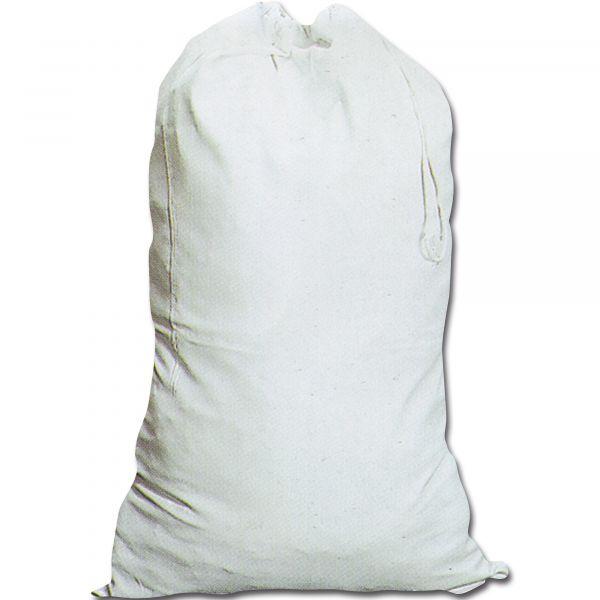 Bolsa para ropa sucia blanco usado