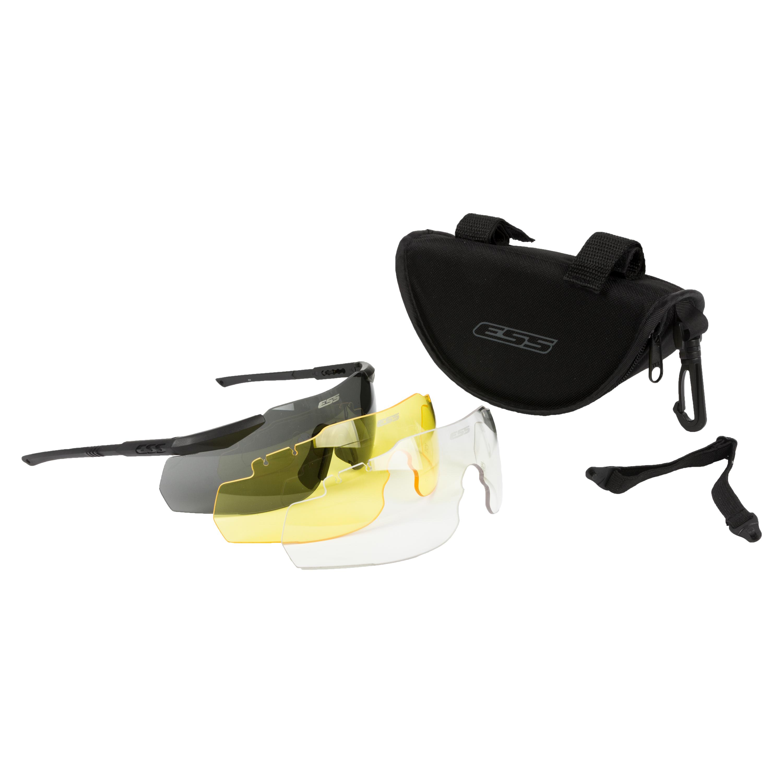 Gafas ESS ICE Naro Eyeshield-Kit