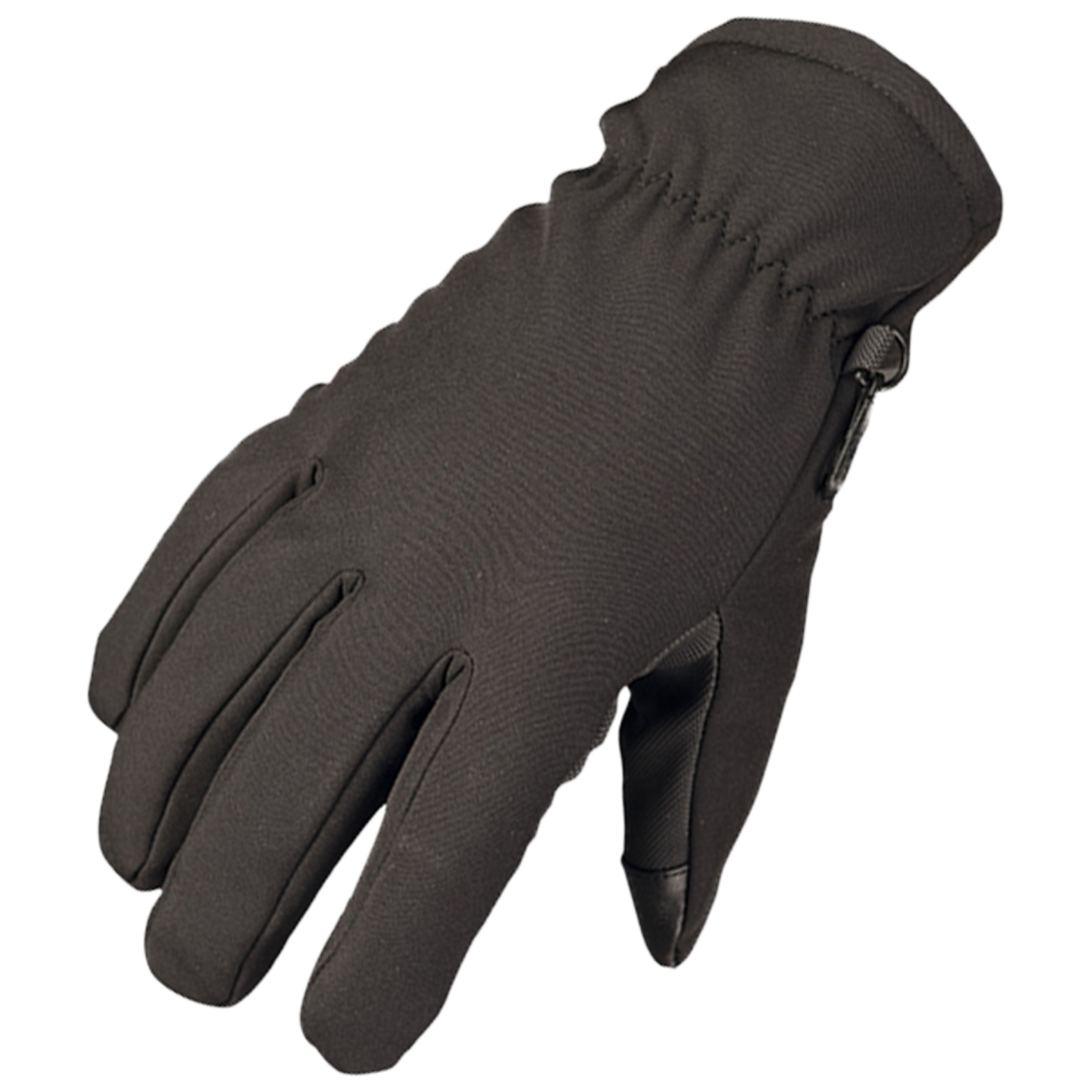 Guantes Softshell Thinsulate negro