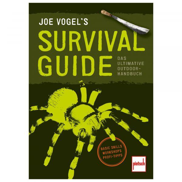 Libro Joe Vogels Survival Guide Das ultimative Outdoor-Handbuch