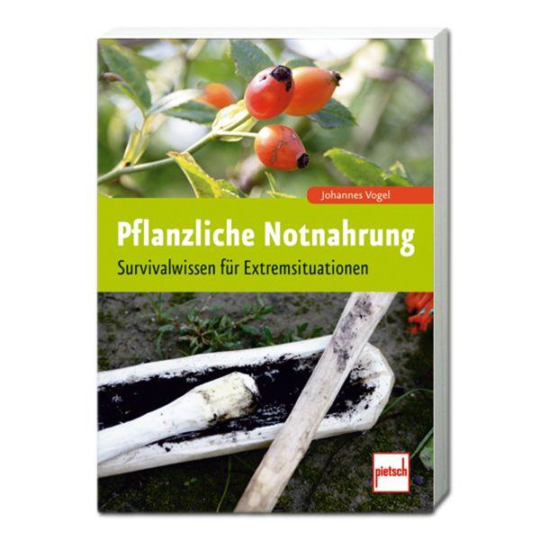 """Libro """"Pflanzliche Notnahrung"""" - reedición 2014"""