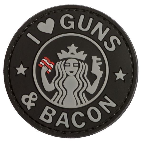 Parche - 3D TAP Guns and Bacon swat