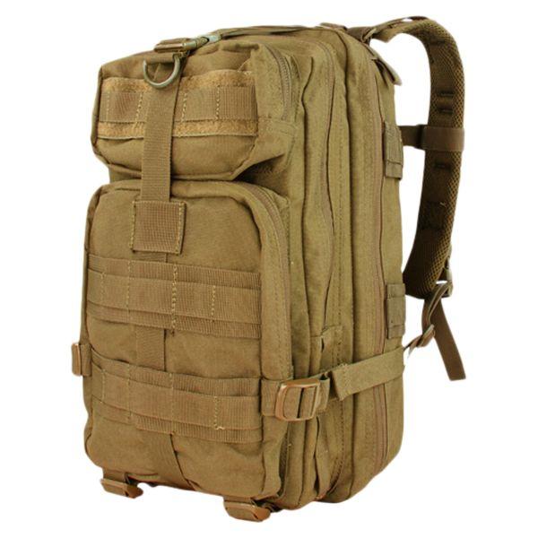 Mochila Condor Assault Pack Compact coyote marrón