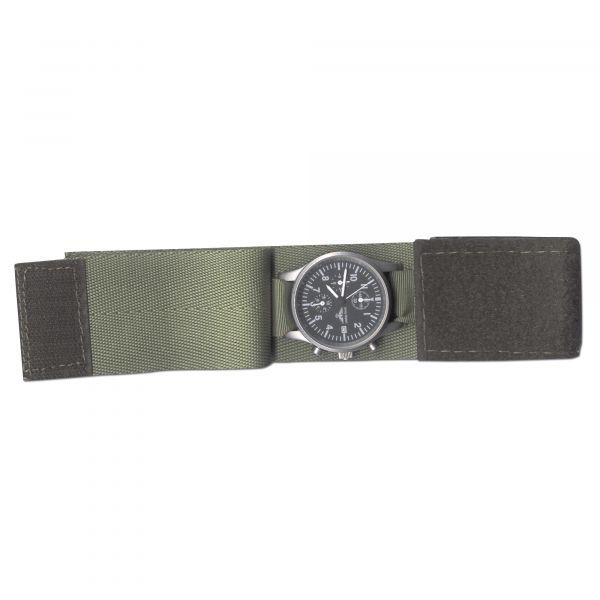Correa para reloj Commando verde oliva