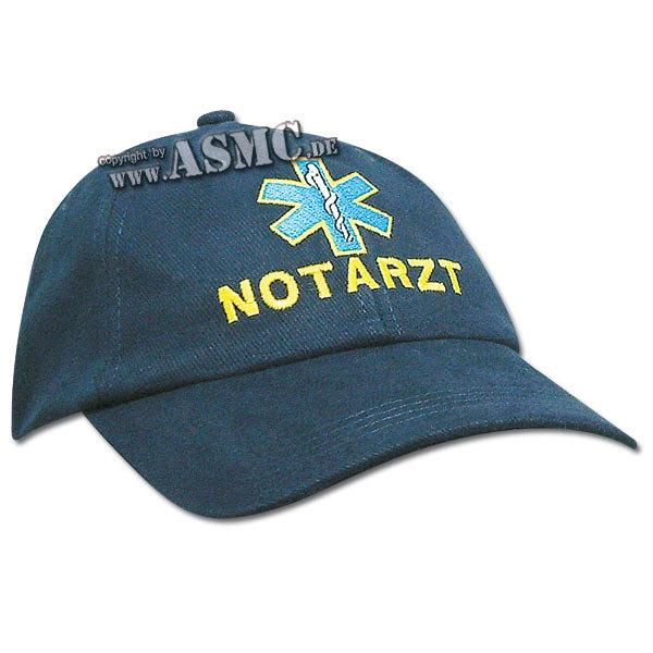 Gorra de béisbol Notarzt (médico de emergencia)