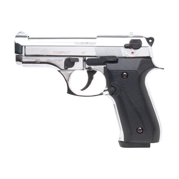 Pistola Ekol Firat Compact cromada