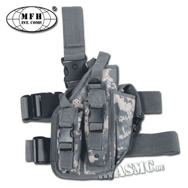Pistolera tácitca MFH Plus AT-digital