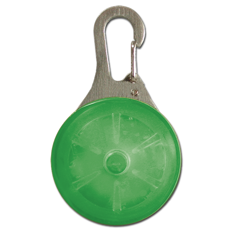 Fuente de luz Nite Ize SpotLit verde