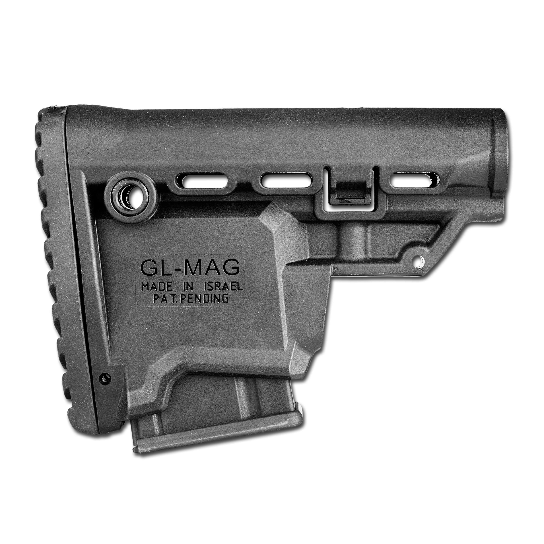Culata con portacargador incorporado GL-Mag FAB Defense Survival