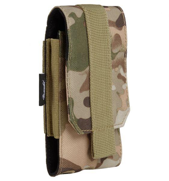 Brandit Funda tele. móvil Molle Phone Pouch medium tactical camo