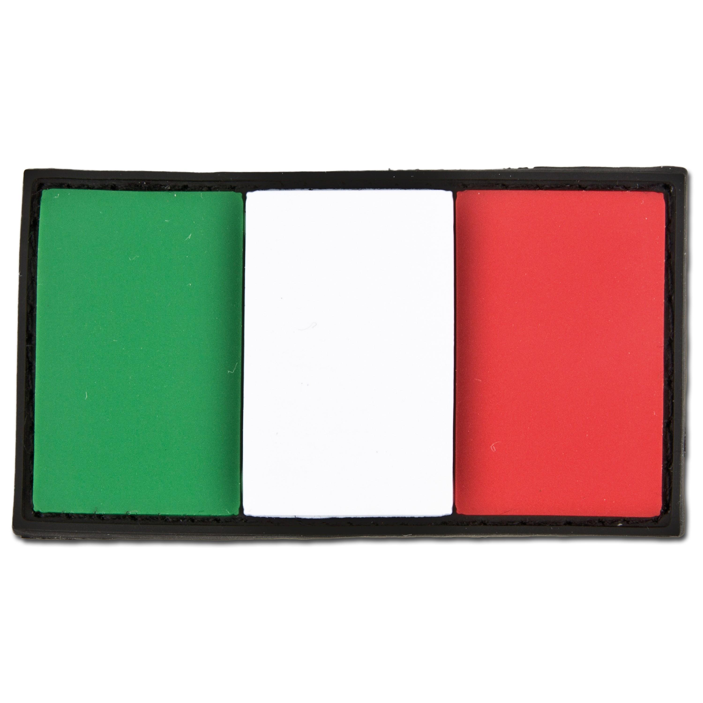 Parche - 3D Italia bandera