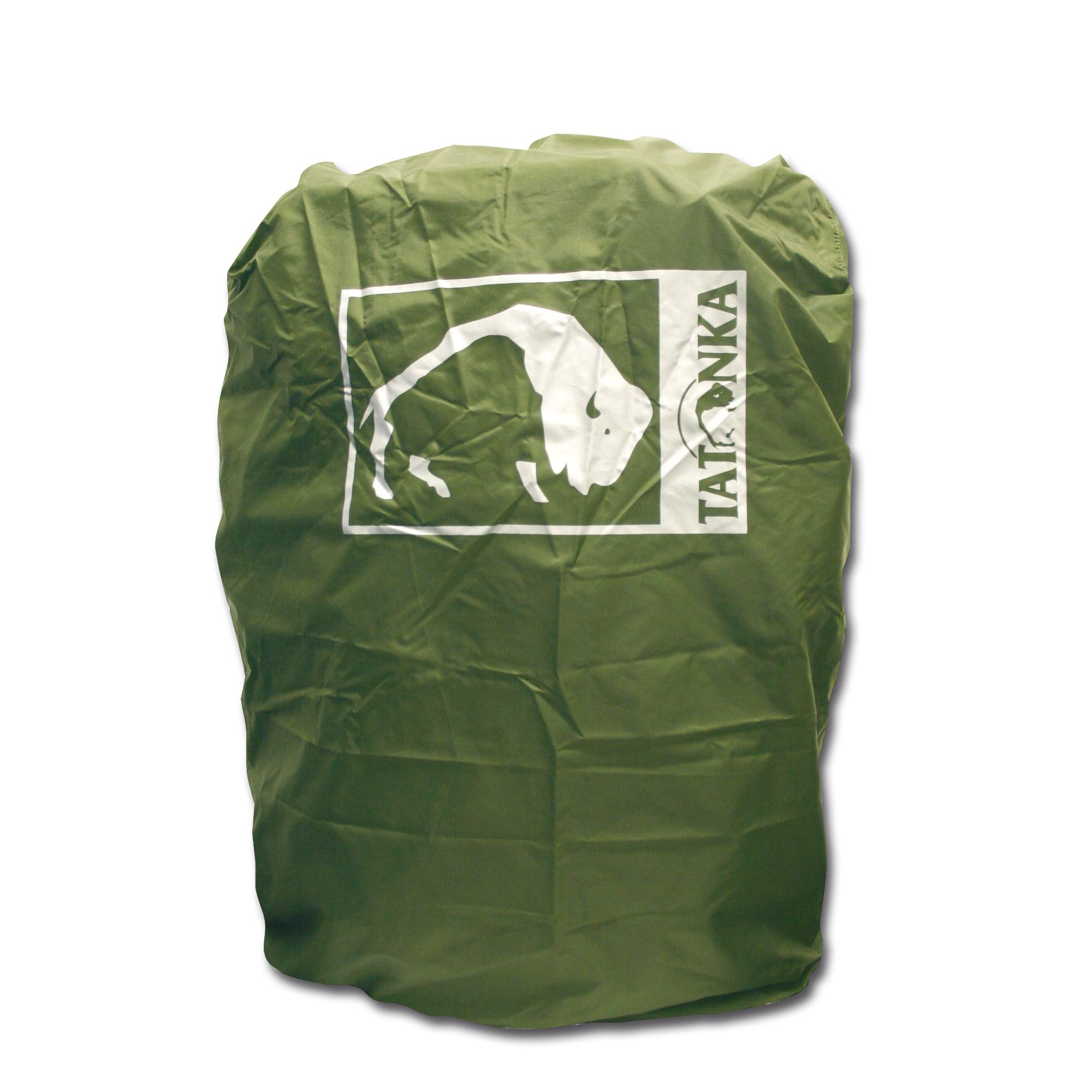 Funda Tatonka para mochila tamaño M. verde