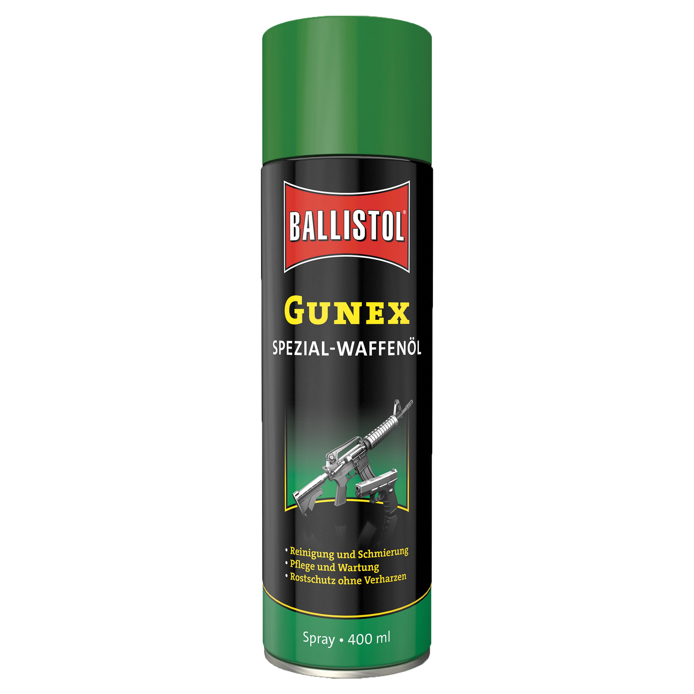 Gunex Aceite para Armas Spray 400 ml