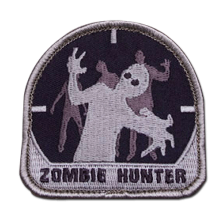 Parche MilSpecMonkey Zombie Hunter acu