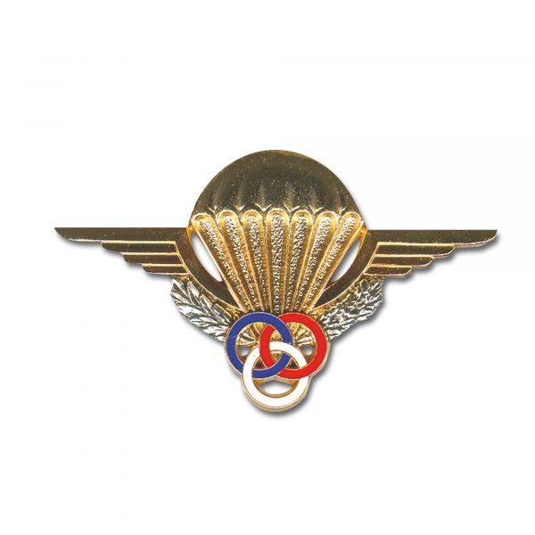 Distintivo francés Moniteur Para
