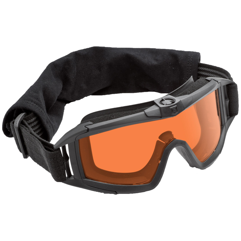 Gafas Revision Desert Locust Fan Basic lentes negro naranja