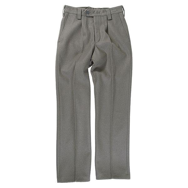 Pantalón de uniforme NVA Tuch gris usado
