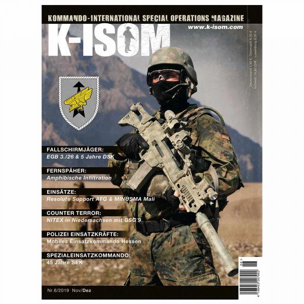 Revista Kommando K-ISOM edición 06-2019