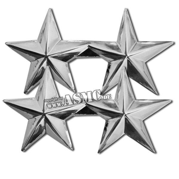 Distintivo de rango US Major General polished