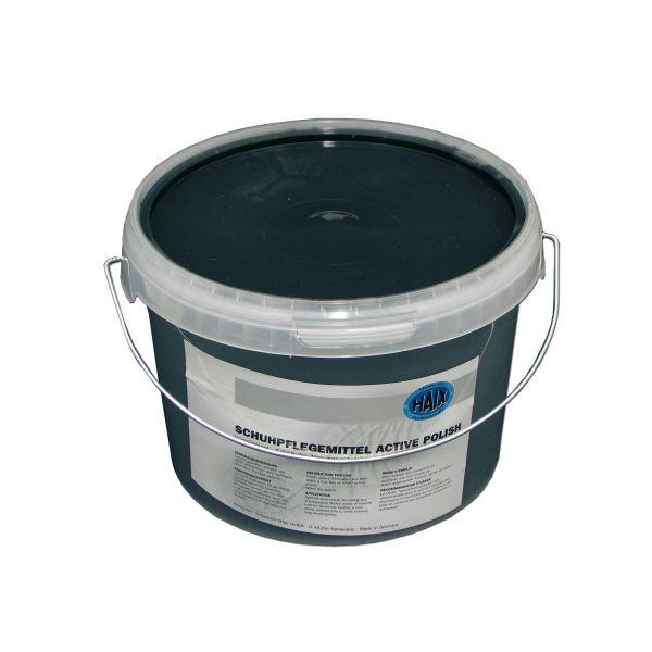 Crema para calzado Haix negra 2,5 kg