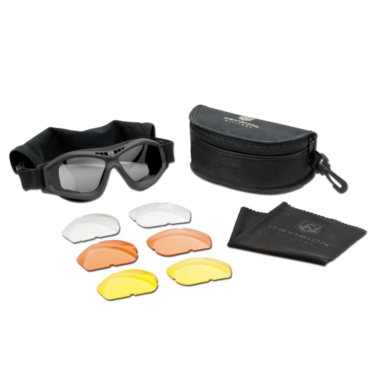 Gafas Revision Bullet Ant Mission Kit negro