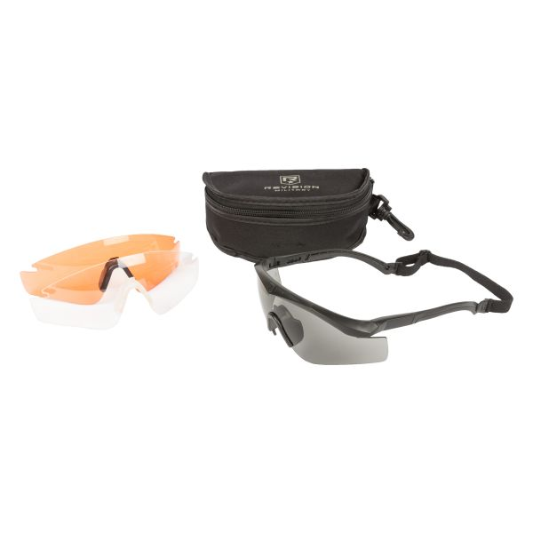 Gafas Revision Sawfly Deluxe Mission Kit negro