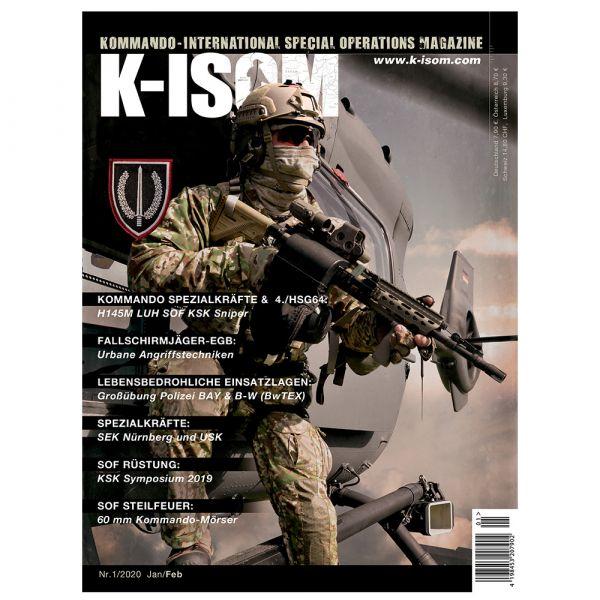 Kommando Revista K-ISOM edición 01-2020
