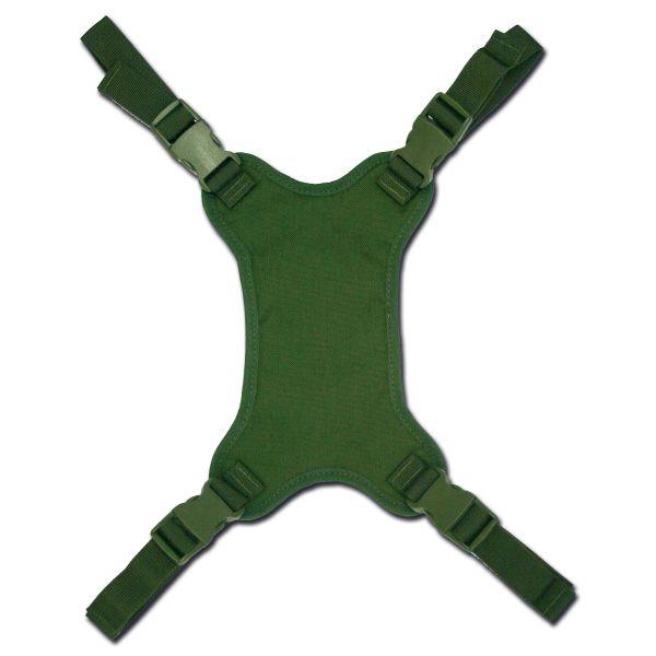 Arnés casco-X TacGear verde oliva