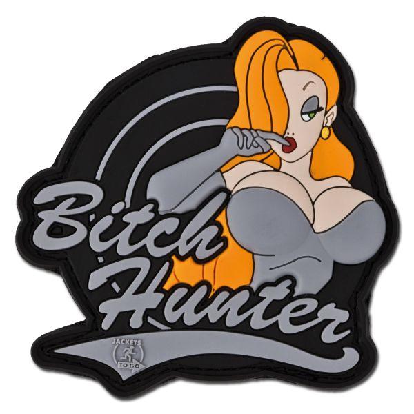 Parche - 3D BITCH HUNTER swat