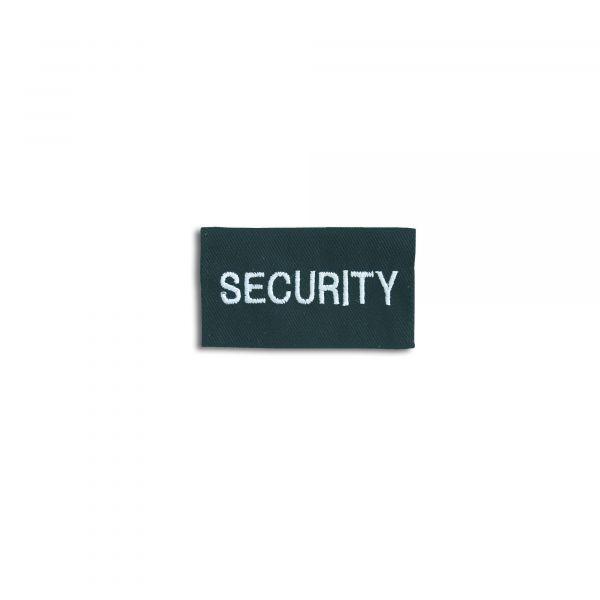 Distintivo de rango Security