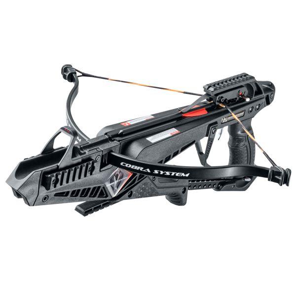 Pistola ballesta EK Archery X-Bow Cobra negro