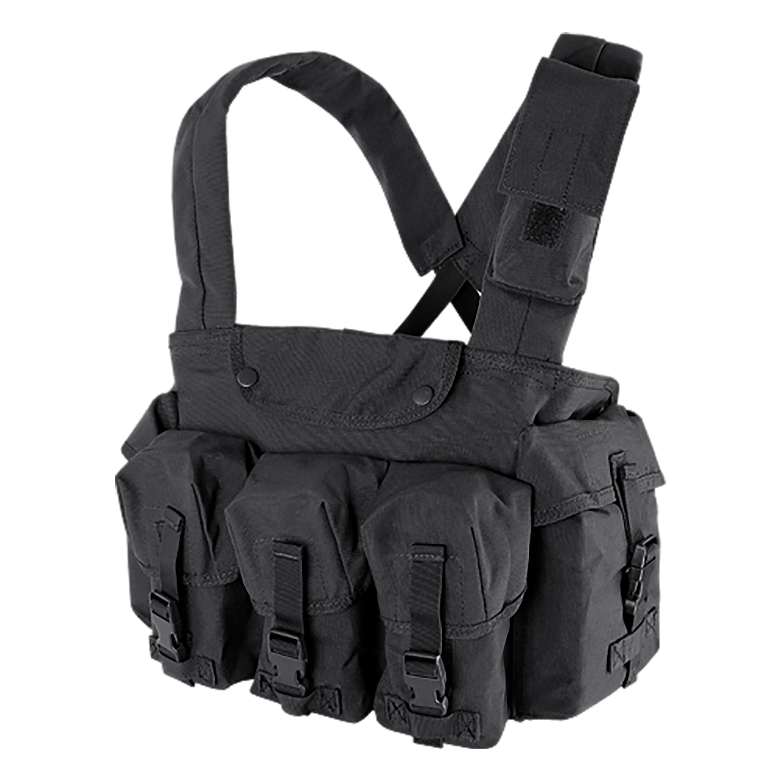 Chest Rig Condor 7 Pocket negro