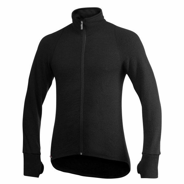 Woolpower chaqueta 600 negra