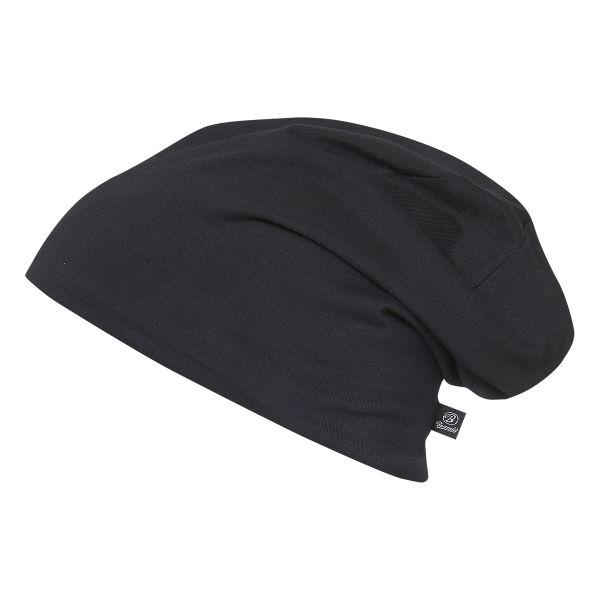 Gorro Brandit Beanie Jersey bicolor negro gris claro