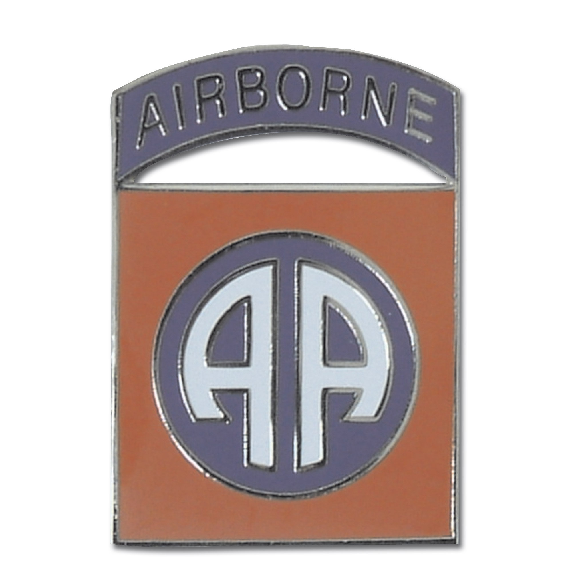 Pin - insignia 82nd Airborne