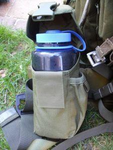 Flasche in TT Mag pouch