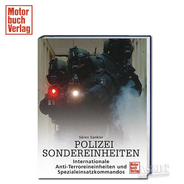 Libro Polizei Sondereinheiten