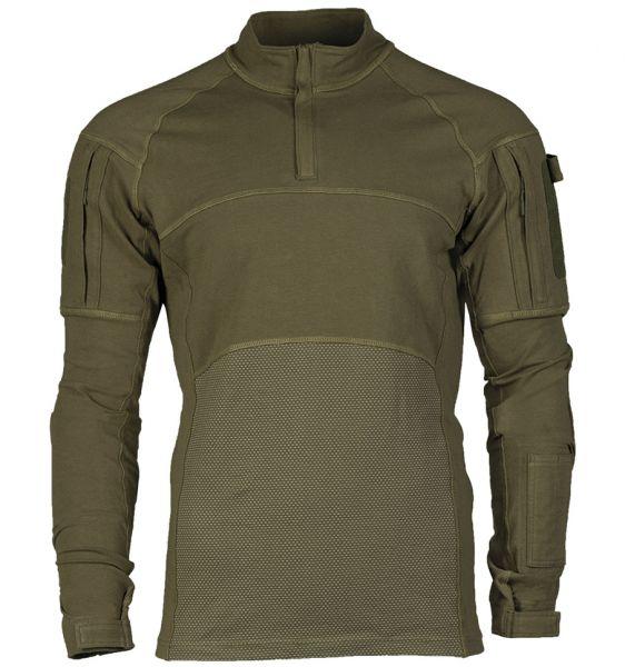 Mil-Tec Camiseta de campo Assault verde oliva