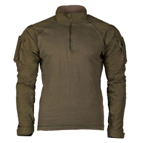Mil-Tec Camisa de campo Tactical 2.0 oliva