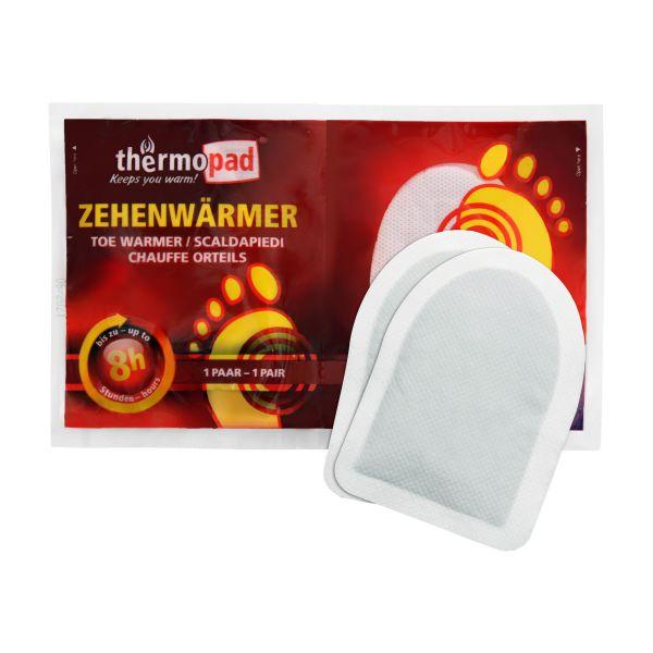 Calentador de dedos Thermopad autoadhesivo