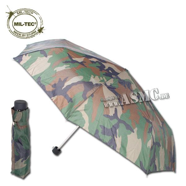 Funda para paraguas woodland