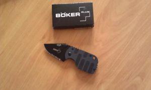 Böker Subcom Folder black